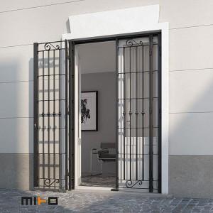 sicherheitsgitter einbruchschutz werner knoll gmbh l. Black Bedroom Furniture Sets. Home Design Ideas