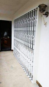 schutzgitter-einbruchschutz -verandatür -