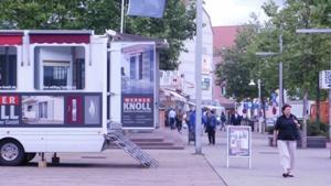 Ausstellung wochentags in Homburg
