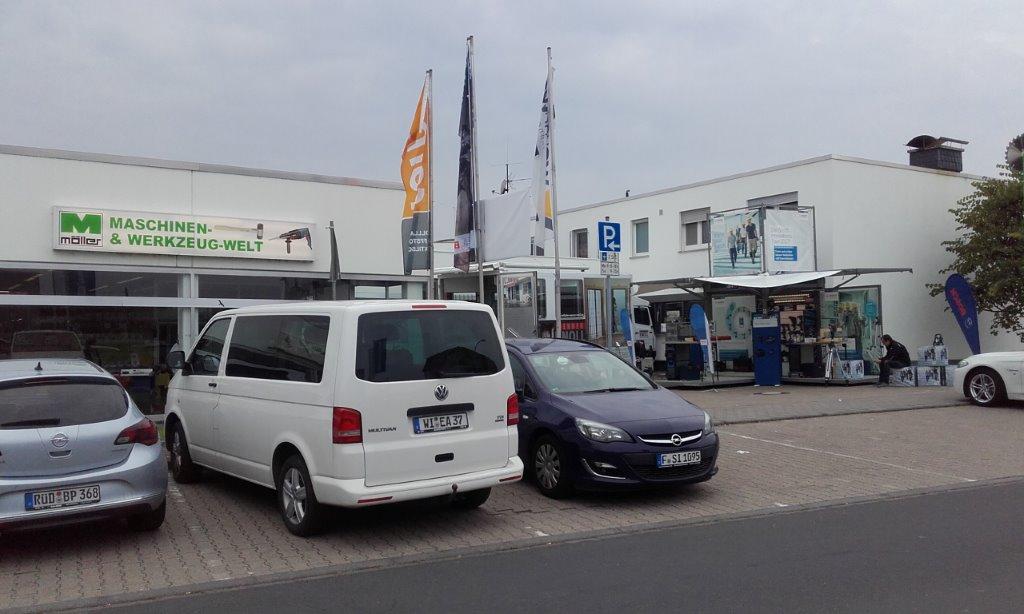 Hausmesse in Kelkheim