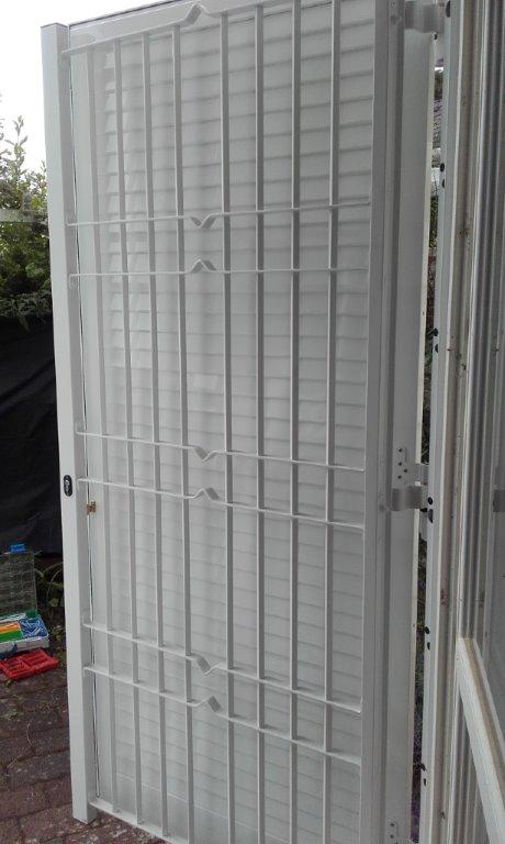 Sichtschutzklappladen Innen S